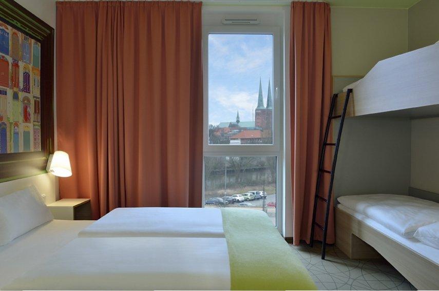 B&B Hotel Lübeck in 23558 Lübeck