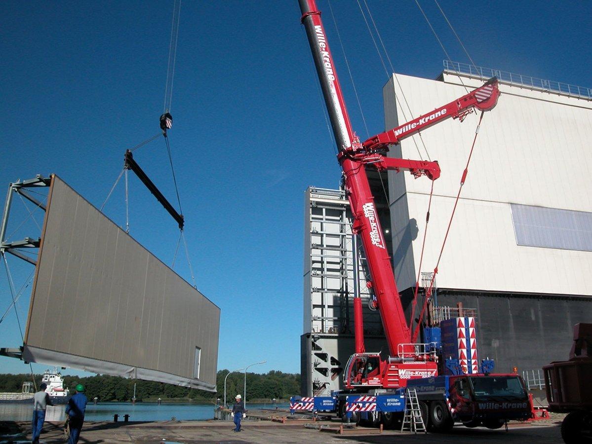Wille-Krane GmbH in 24145 Kiel