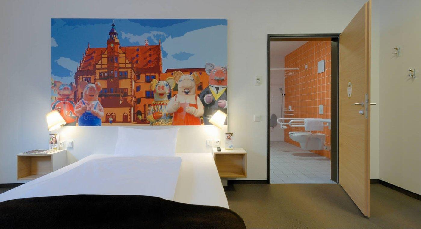 B&B Hotel Schweinfurt in 97421 Schweinfurt