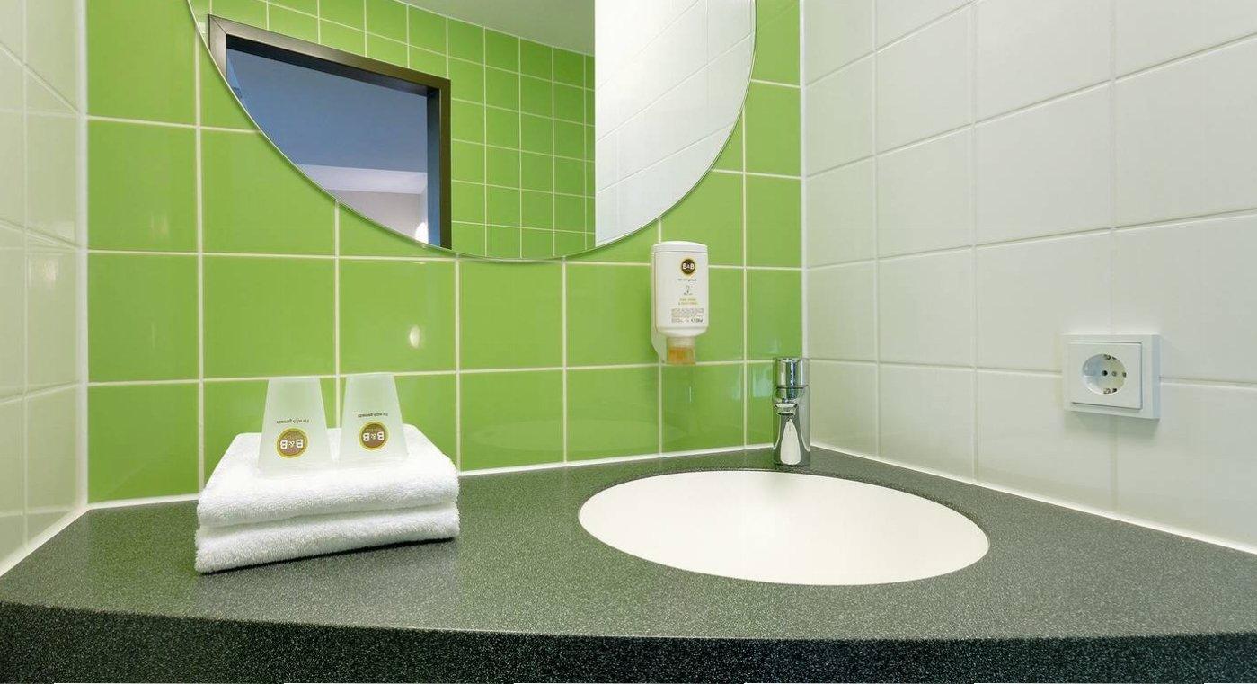 B&B Hotel Würzburg in 97080 Würzburg