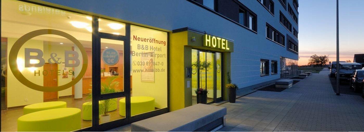 B B Hotel Berlin Airport In 12529 Schonefeld Logistikwelt24