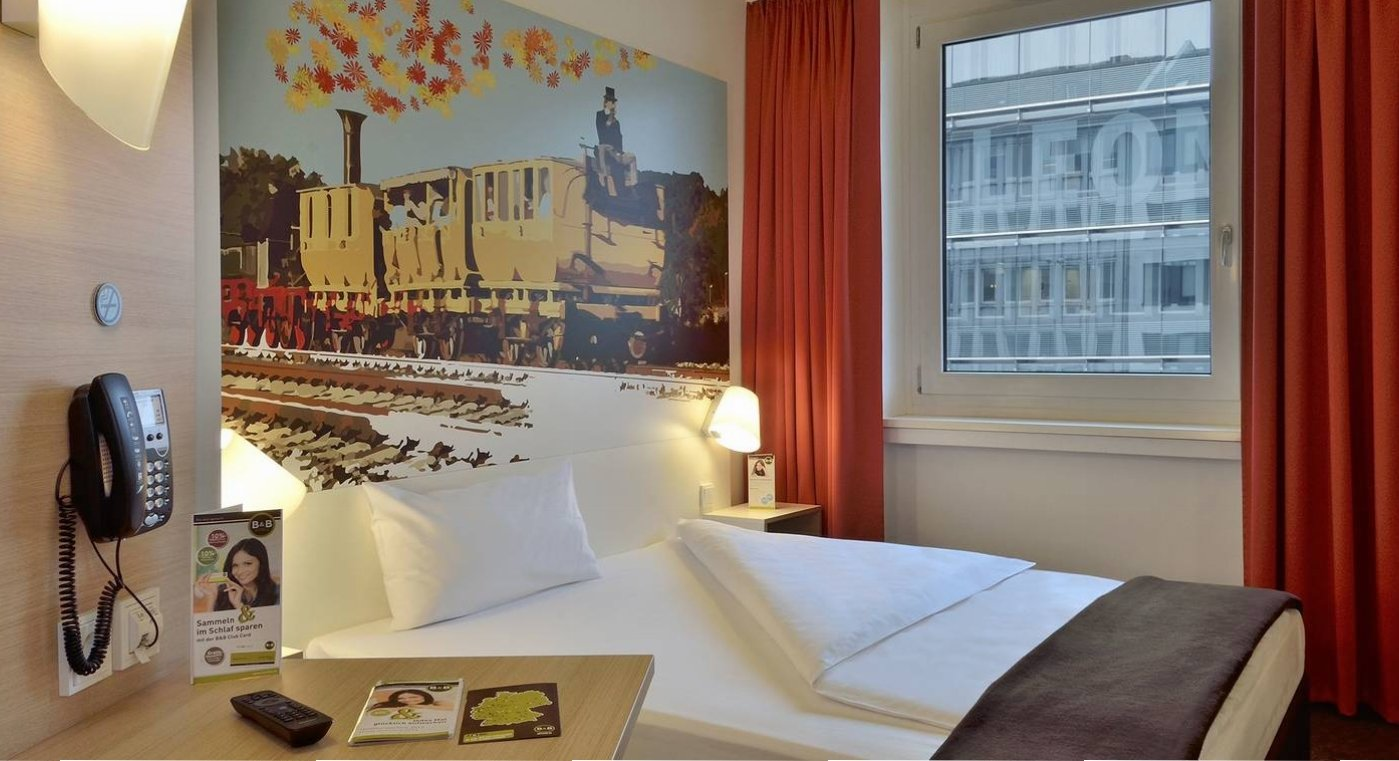 B B Hotel Nurnberg Hbf In 90402 Nurnberg Logistikwelt24