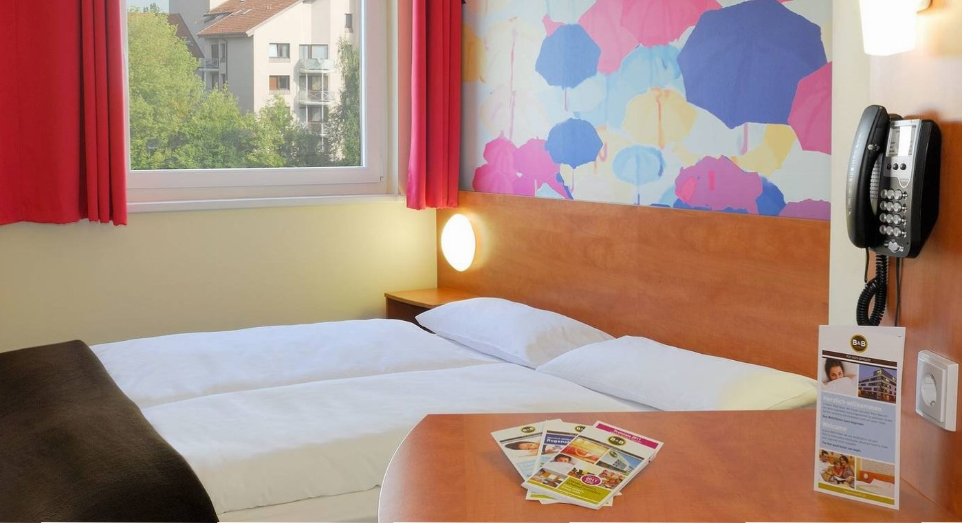 B&B Hotel Regensburg in 93053 Regensburg