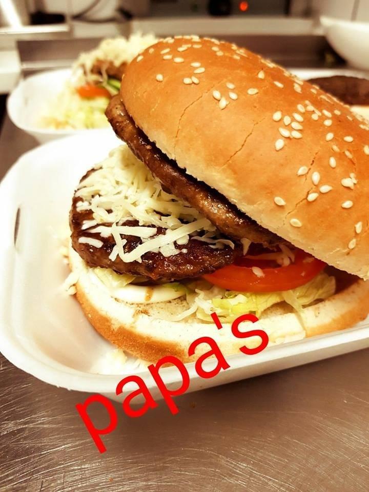 Papa´s Döner- & Burgerhaus Leck in 25917 Leck
