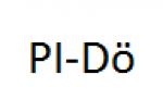 Pi - Dö
