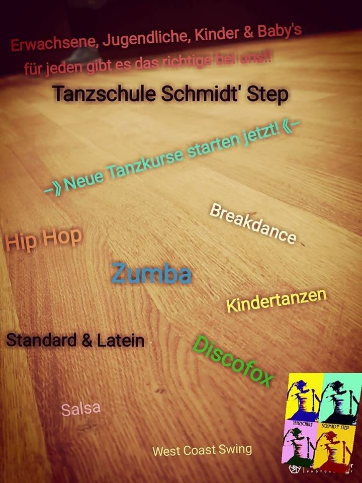 Tanzschule Schmidt' Step in 58540 Meinerzhagen