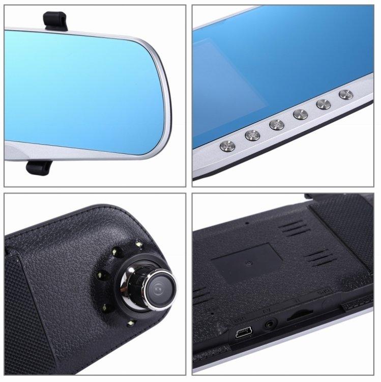 2gb r ckspiegel dashcam auto wohn mobil wagen video. Black Bedroom Furniture Sets. Home Design Ideas