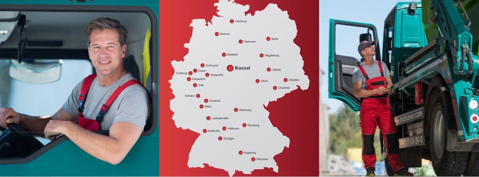 FAHR-ZEIT Personalleasing GmbH & Co. KG   Würzburg in 97080 Würzburg