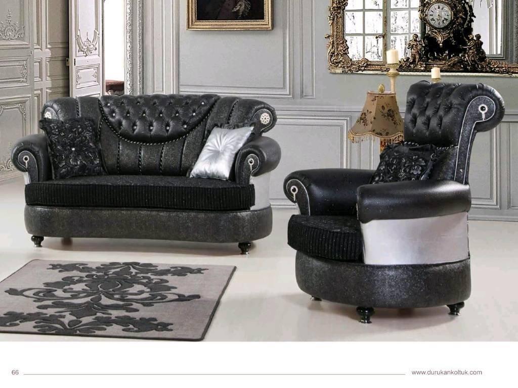 Pasha Couchgarnitur Sofa alle Farben auch mit Steine oder Knöpfe