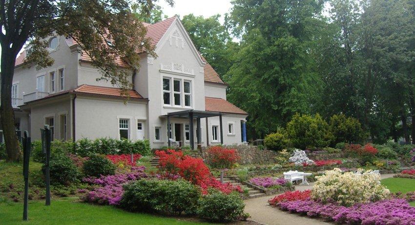 Erwin Rumpf Garten- und Landschaftsbau GmbH & Co. KG in 24589 Nortorf