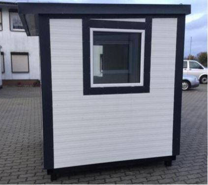 Burocontainer Container Wohncontainer Buro Gartenhaus 2x2 Meter In