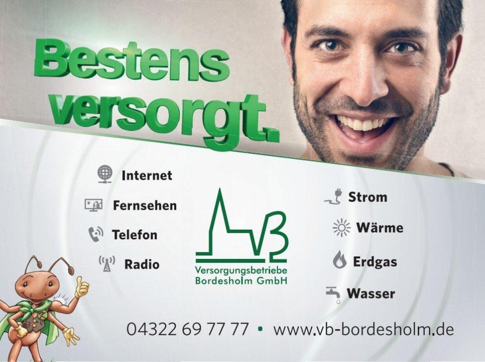 Versorgungsbetriebe Bordesholm in 24582 Bordesholm