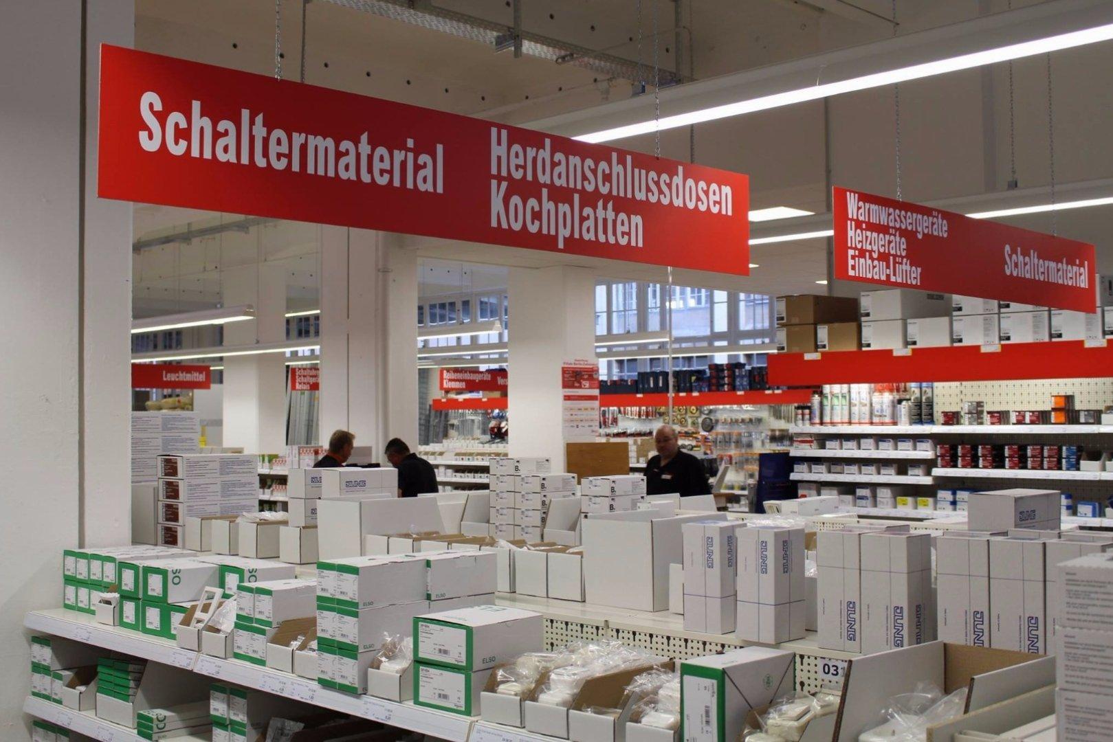 eldis electro distributor Rhein-Ruhr GmbH    Wuppertal in 42275 Wuppertal
