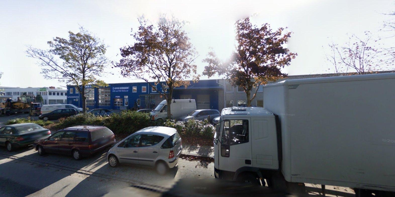 OTTO DÖRNER Kies und Deponien GmbH & Co. KG in 22525 Hamburg