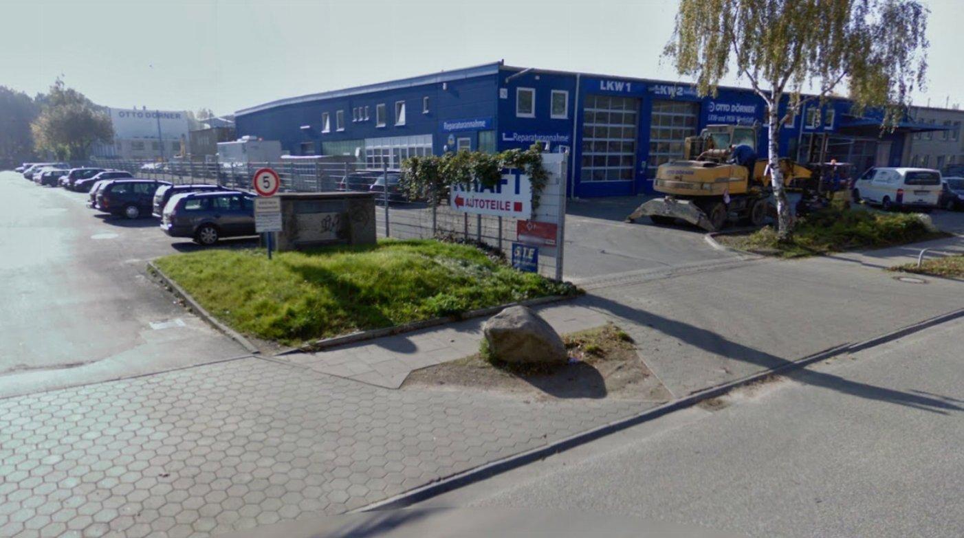 OTTO DÖRNER GmbH & Co. KG in 22525 Hamburg