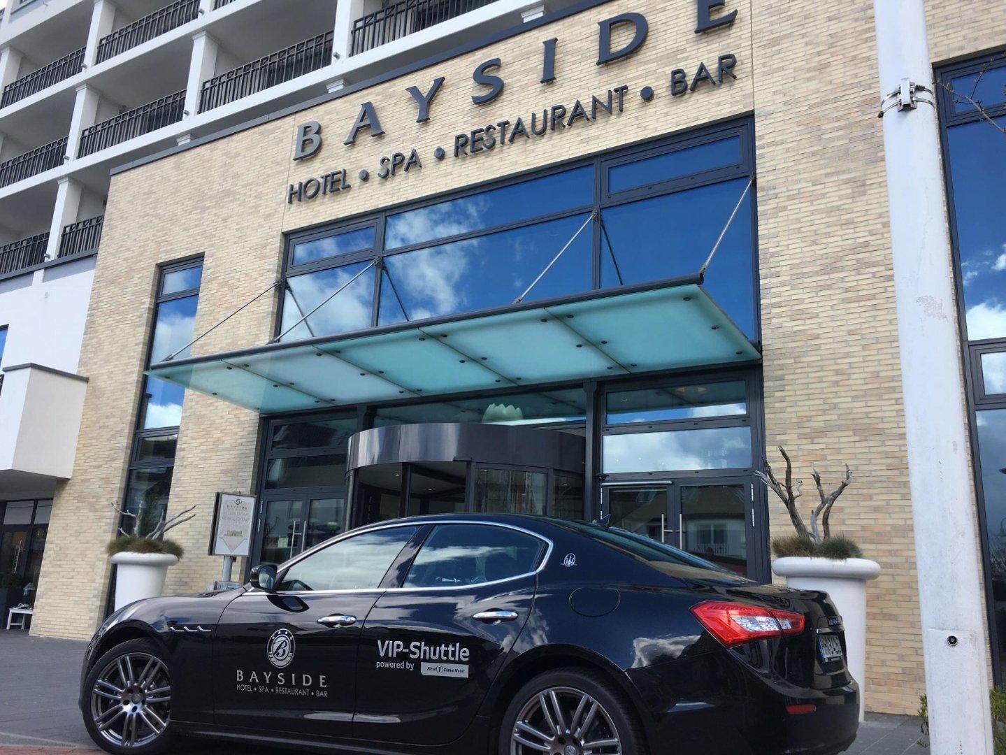 BAYSIDE Betriebs GmbH in 23683 Scharbeutz