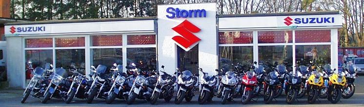 Suzuki Storm in 23566 Lübeck