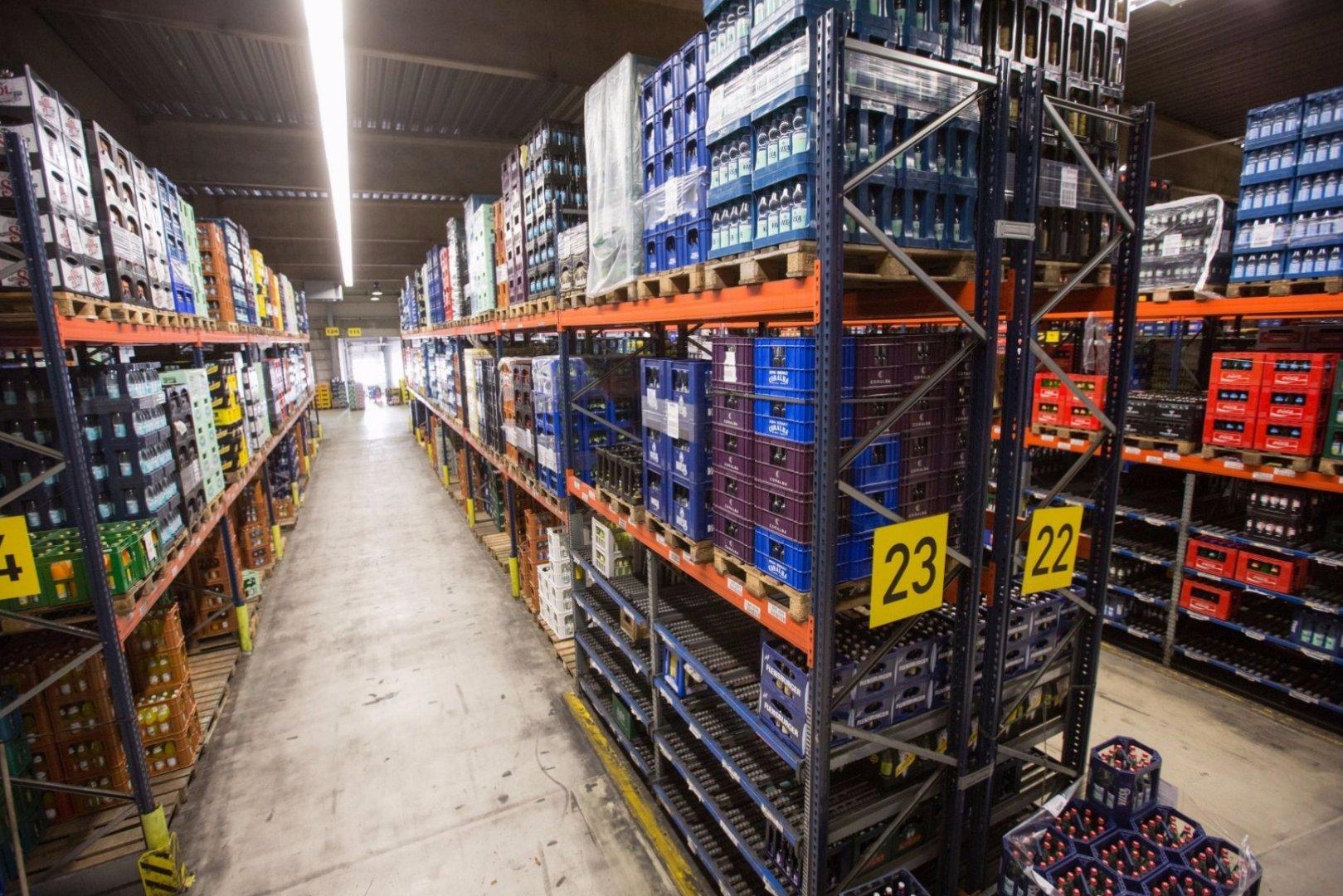 Göttsche Getränke GmbH & Co. KG in 22761 Hamburg   LOGISTIKWELT24