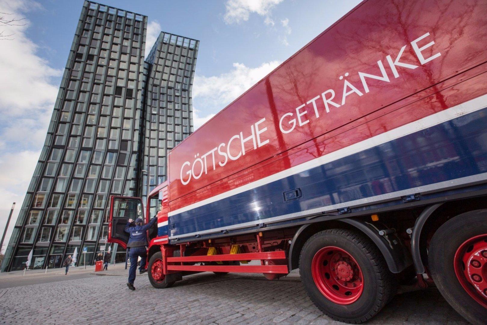 Göttsche Getränke GmbH & Co. KG in 22761 Hamburg | LOGISTIKWELT24