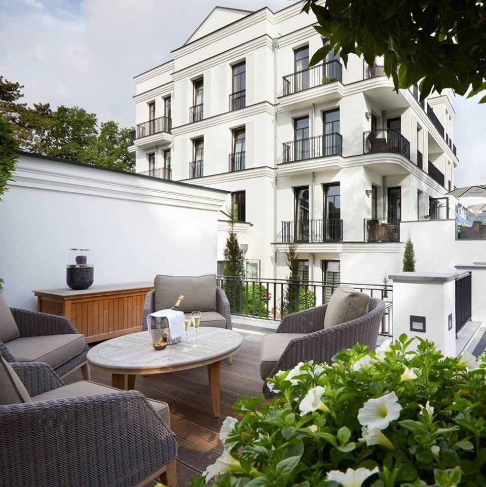 Strandhotel Fontana in 23669 Timmendorfer Strand