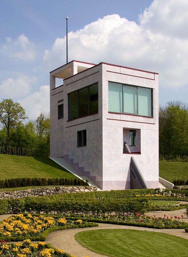Globushaus/Barockgarten in 24837 Schleswig