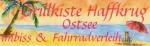 Grillkiste und Fahrradverleih Haffkrug