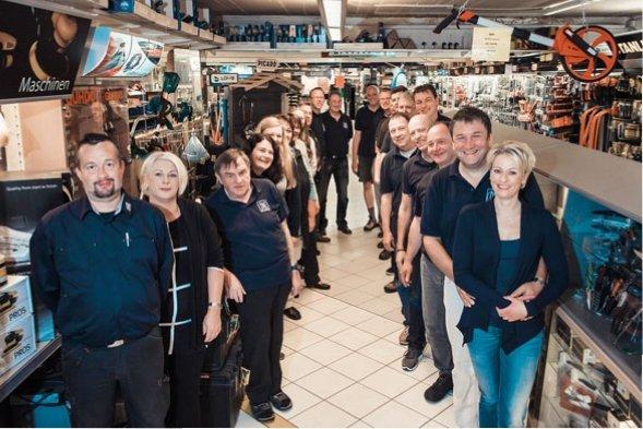 Der Neue EISENHENKEL GmbH in 24113 Kiel