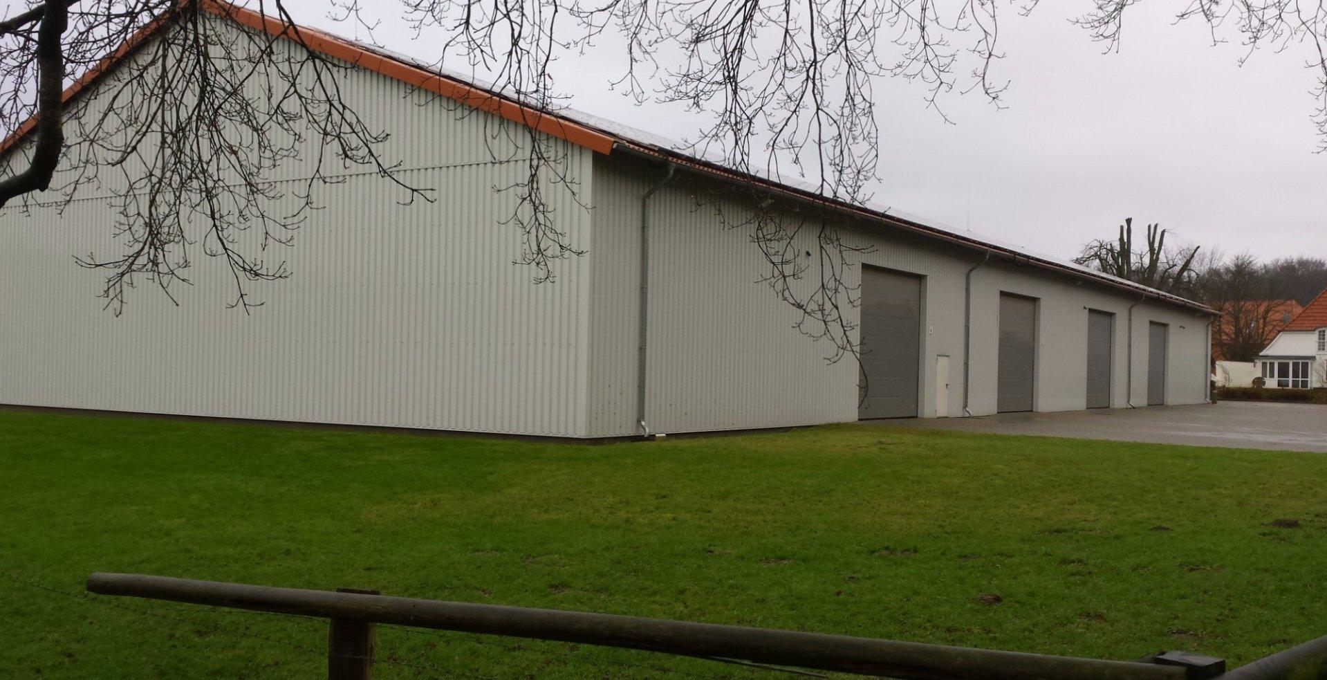 Fa. Hallenbau Malchin in 24251 Osdorf