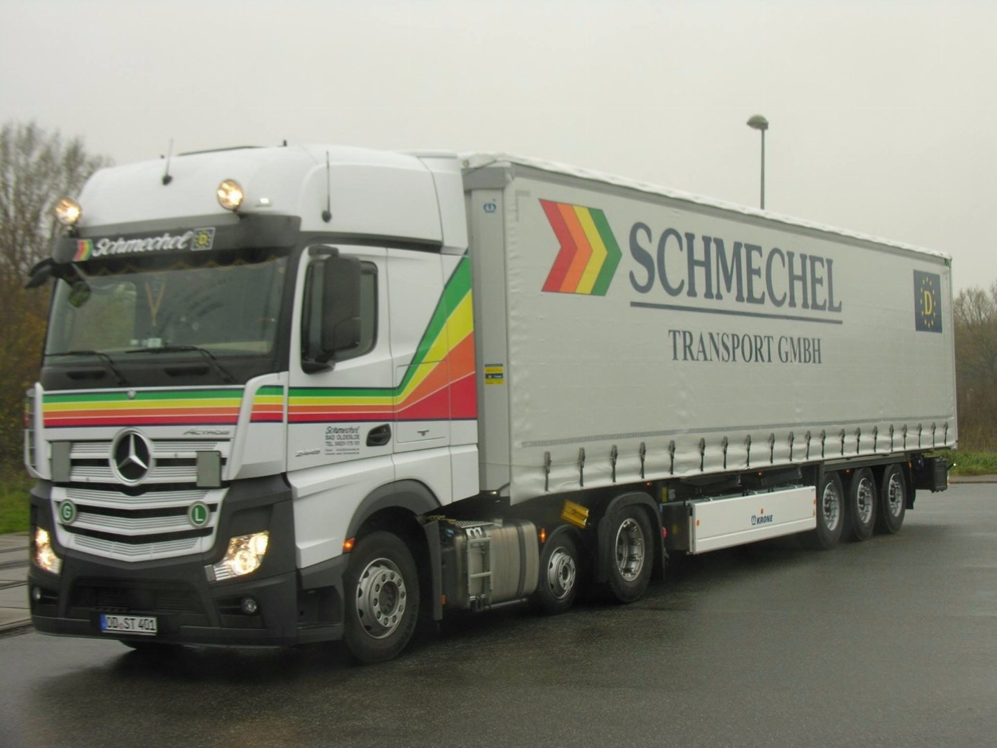 schmechel transport in 23843 bad oldesloe logistikwelt24. Black Bedroom Furniture Sets. Home Design Ideas
