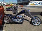 Big Dog Motorcycles K 9 300HR Custom Chopper Gecko Flames