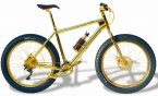 24K Gold Extreme Mountain Bike Limitierte Auflage nur 30 Stk, 24K Gold Herren Rennrad Limitierte Auflage 20 Stück