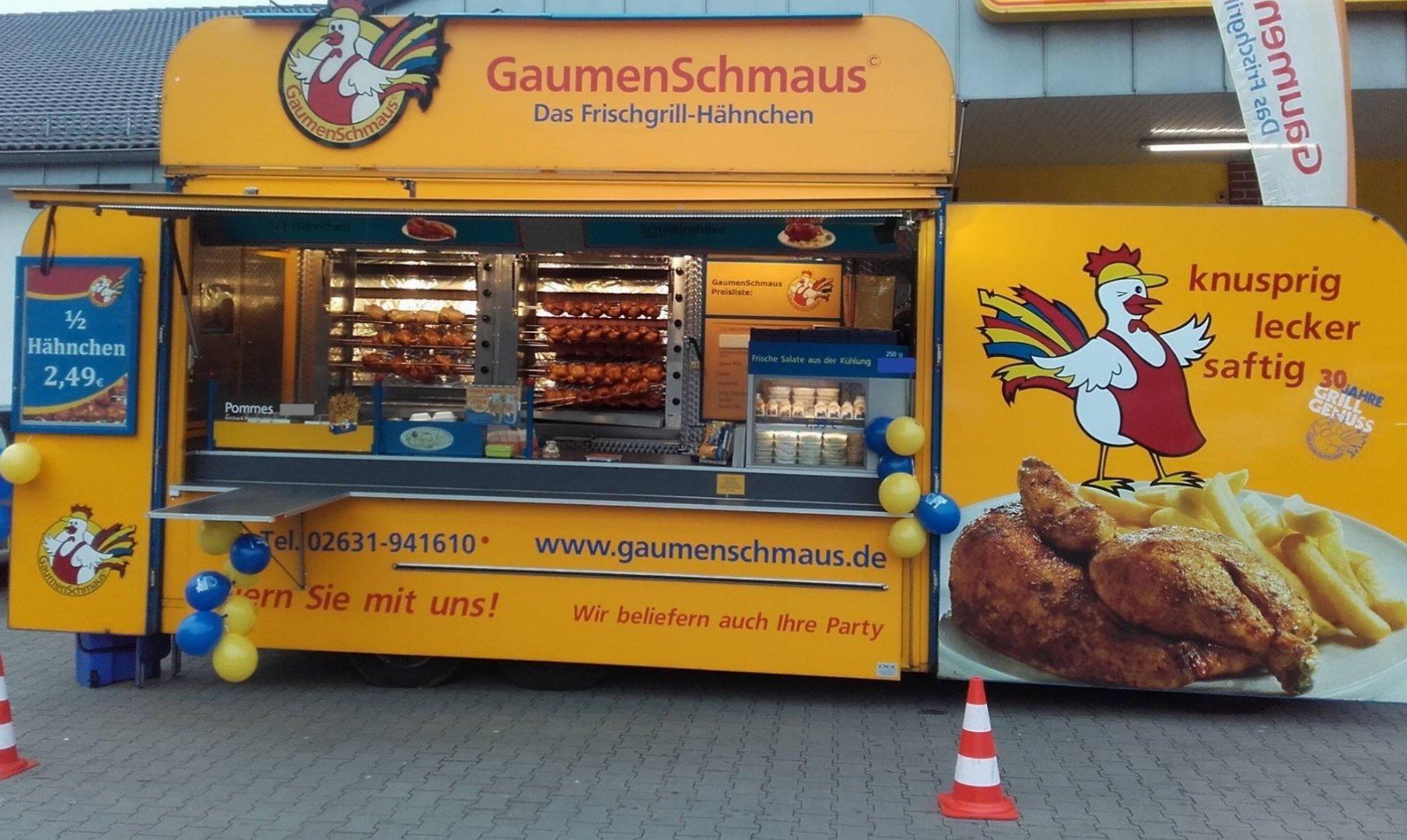 Gaumenschmaus in 24805 Hamdorf