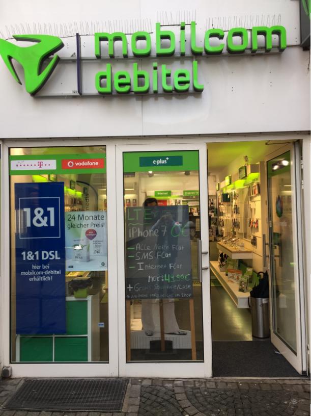 Mobilcom-Debitel Shop Lüdenscheid in 58511 Lüdenscheid