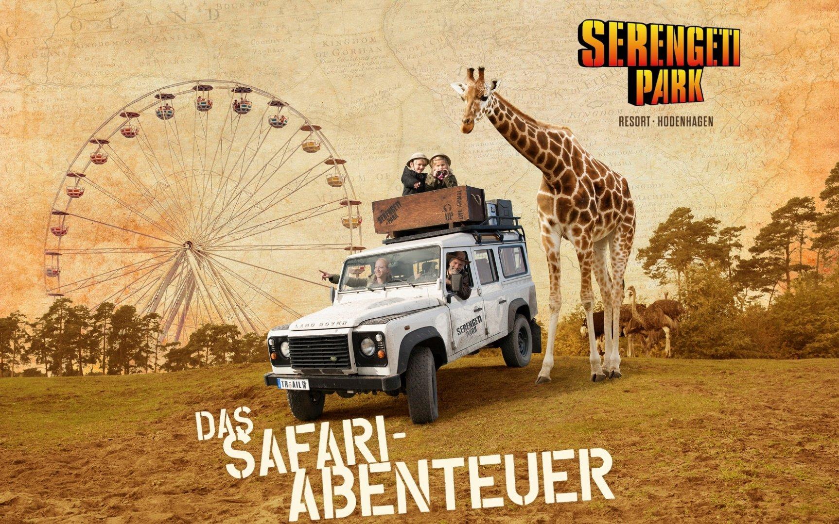 Serengeti-Park Hodenhagen GmbH  in 29693 Hodenhagen