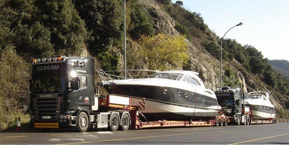 Glogau Int. Yachttransporte GmbH in 24537 Neumünster