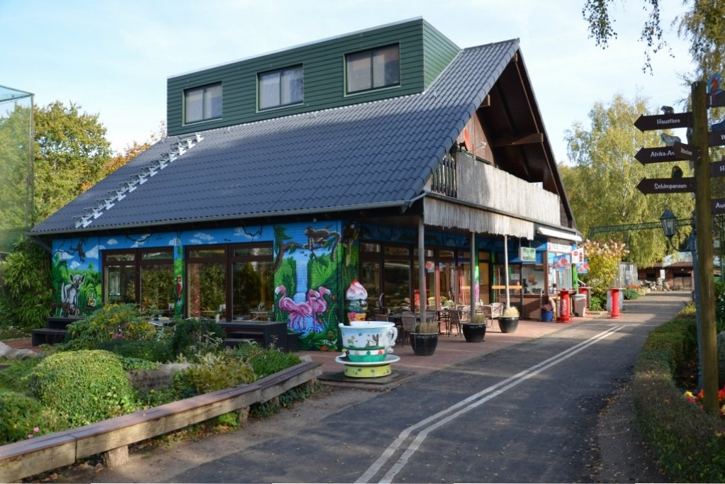 Tierpark Gettorf  in 24980 Nordhackstedt