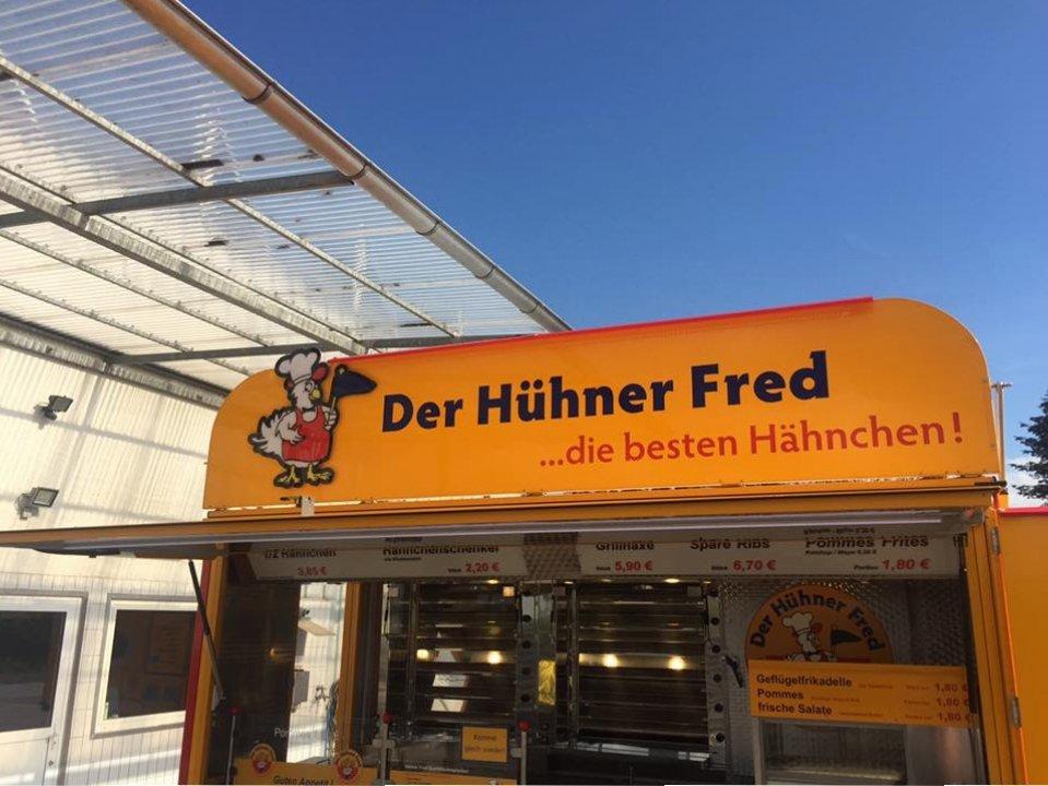 Der Hühner Fred in 75056 Sulzfeld