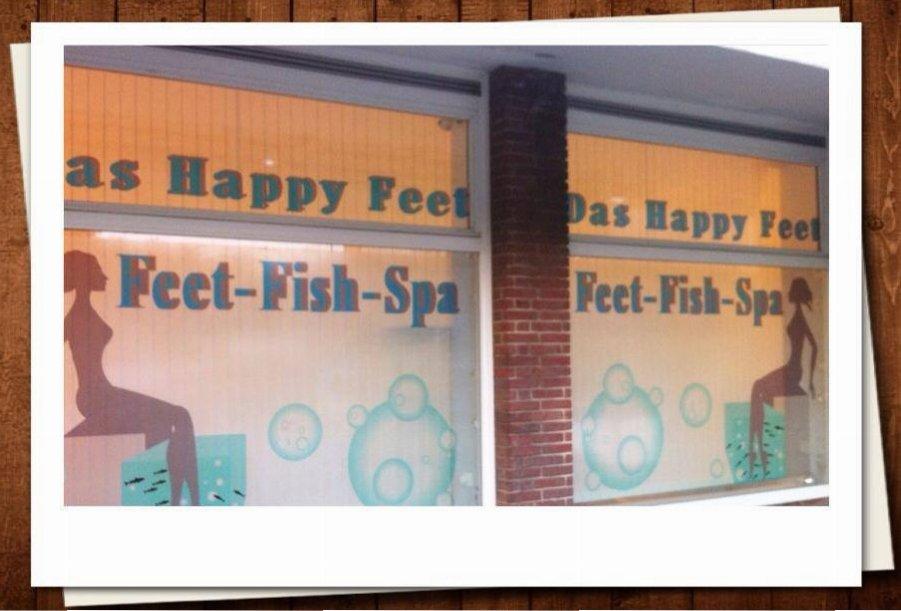 Das Happy Feet in 24534 Neumünster