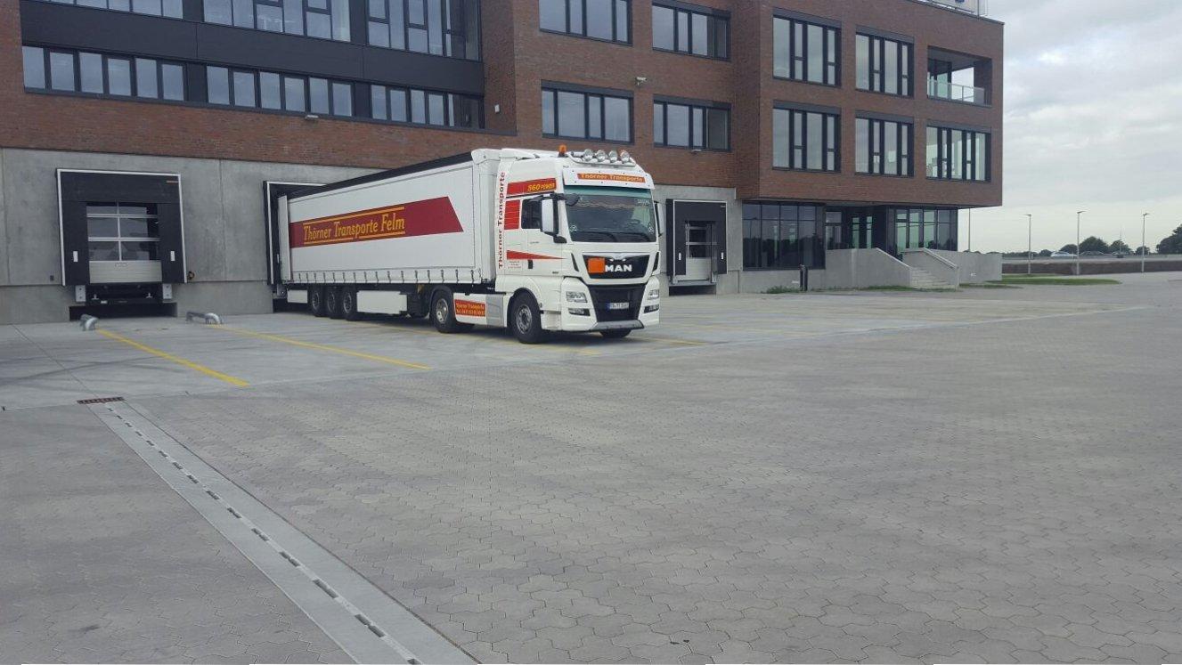 THÖRNER TRANSPORTE in 24145 Kiel