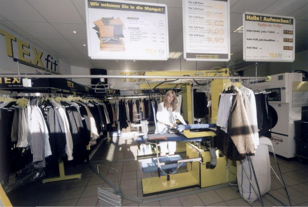 TexFit Textilpflege in 24223 Schwentinental