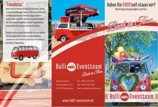 Bulli-Eventteam in 24539 Neumünster