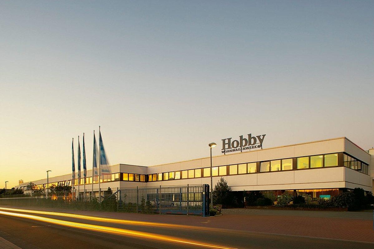 Hobby Wohnwagenwerk in 24787 Fockbek