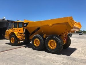 VOLVO A 30D * 6×6 *