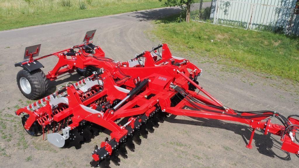 DPM Matador 4m,4,5m,5m,5,5m,6m Hydraulisch klappbar