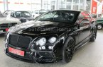 BENTLEY CONTINENTAL SUPERSPORTS - 1. HD.- 11TKM - !