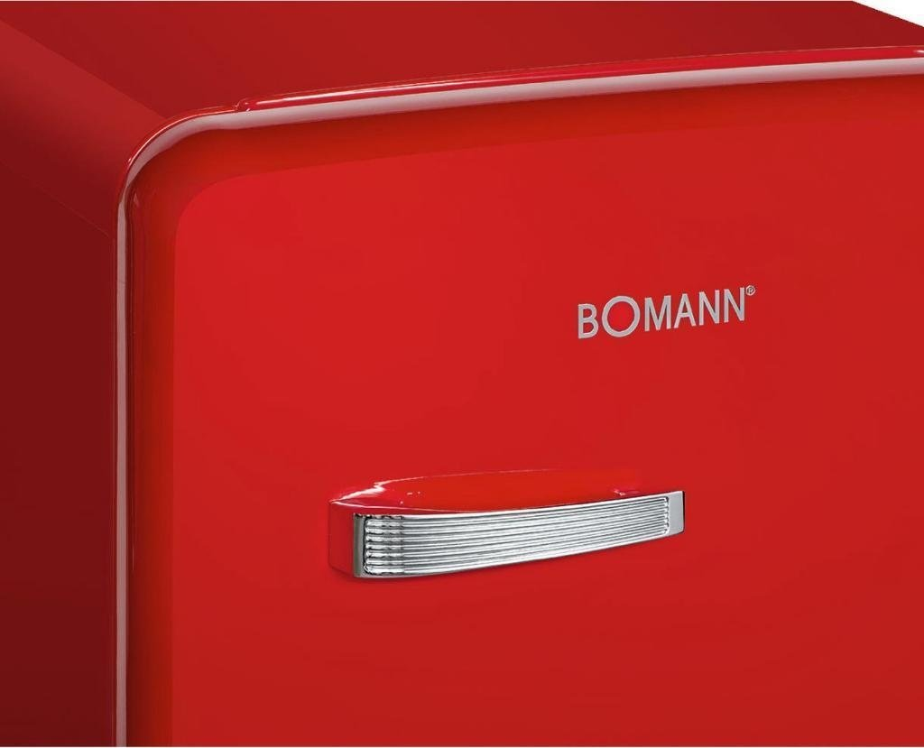 Mini Kühlschrank Neu : Bomann ksr 350 rot klein mini kühlschrank neu angebot in