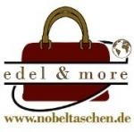 edel & more - nobeltaschen