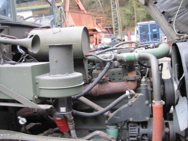 M923 AM General Crago Truck (Intern 7895)