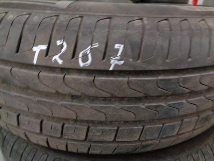 2 x Sommerreifen Pirelli Cinturato P7 Blue 205-60-16 92H 7mm Dot 2016 T267