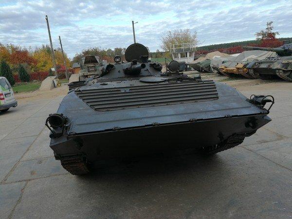Schützenpanzer BMP1
